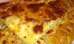 Κέικ με κρέμα και βύσσινο Greek Cooking, Lasagna, Macaroni And Cheese, Pizza, Ethnic Recipes, Food, Kitchen, Mac And Cheese, Cooking