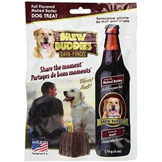 Omega Paws Brew Buddies Dark Chew, Adult ~~~ Please be sure to check out this awesome product. (This is an affiliate link and I receive a commission for the sales)