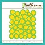 Abstract Circles, cut files cameo silhouette. free gratis