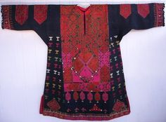 A hand-embroidered shift from Swat Valley