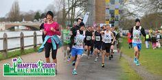 Hampton Court Half Marathon 22 Feb 2015