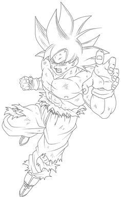 Foto Do Goku, Manga Coloring Book, Rosario Vampire Anime, Dbz Drawings, Goku Y Vegeta, Ball Drawing, Batman Wallpaper, Anime Tattoos, Dragon Ball Gt