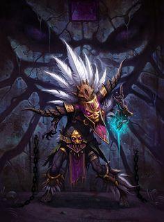 [게임원화] 디아블로3 Diablo Ⅲ - 2부, 게임컨셉아트 구경&공부 하긔~ : 네이버 블로그