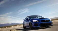 2018 Subaru WRX and WRX STI