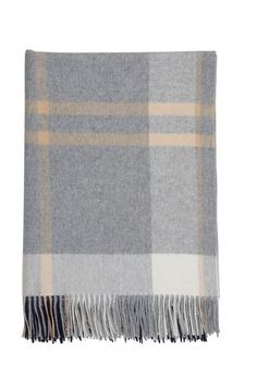 Cashmere Throw, Luxury Throws, More And Less, Textiles, Bed Throws, Wool Throws, Traditional Design, Merino Wool Blanket