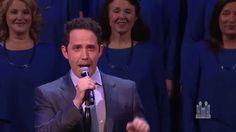 :) Happy Medley - Santino Fontana & the Mormon Tabernacle Choir (: