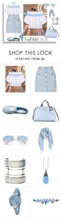 """Untitled #178"" by rozy56 ❤ liked on Polyvore featuring MINKPINK, Vans, Paula Cademartori, Ray-Ban, Nordstrom, Charlotte Russe, Effy Jewelry, Calvin Klein, Sretsis and Alexis Bittar"