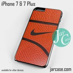 A snap-fit case that provides protection to the back and sides of your phone from daily wear and tear. Fits for Apple iPhone & iPod, and Samsung Galaxy smartphones. Fits for iPhone 7 and iPhone 7 Plus Nike Phone Cases, Cool Phone Cases, Iphone 7 Plus Cases, Iphone 6, Apple Iphone, Day Wishes, Nike Basketball, 7 And 7, 6s Plus
