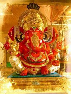 Shri Ganesh! Sri Ganesh Maharaj ji...........