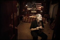 Willie Nelson - New York City, 2005 - Danny Clinch