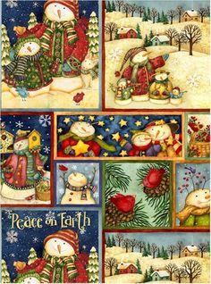 {Wholesale} Winter Magic, Winter Magic, sx22871-Mul1, Fabric Catalog, Needlecraft, Inc.