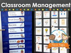 Classroom Management tips for teaching preschoolers to care for ...