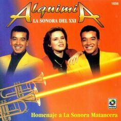 Homenaje a la Sonora Matancera - Alquimia