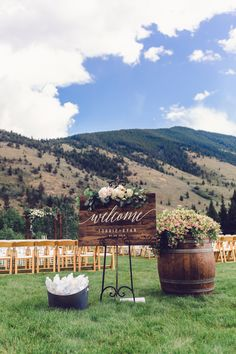 Dreaming of blue skies green grass and days spent in Red Lodge MT. Red Lodge, Our Wedding, Ivory Wedding, Montana Wedding, Event Photography, Event Styling, Green Grass, How To Better Yourself, Event Decor