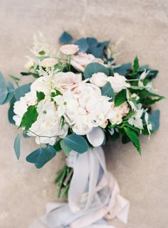 """To simply call this wedding """"pretty"""" is one of the biggest understatements of all time. It's the story of our very own editor, Michelle and her love, Paul vowing their forever with a celebrationthat'll make any wedding lover weep - it's just"""