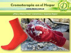La Cromoterapia y al energía de los Colores. www.deon.com.ar