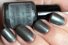 Sugar Coated Nails: SoFlaJo Party Time Nail Polish Collection