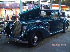 1951 Jensen PW Sedan