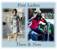 This is too True............ Jacqueline Kennedy is still the most elegant First Lady.