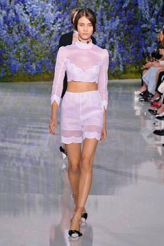 Christian Dior spring/summer 2016 | Harper's Bazaar