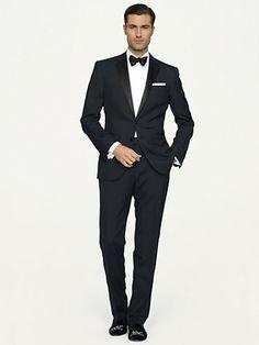 Anthony Notched-Lapel Tuxedo - Suits  Men - RalphLauren.com