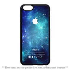 Turquoise Galaxy Nebula Print Cover iPhone 4 4s 5 5s 5c 6 6 plus Case #UnbrandedGeneric