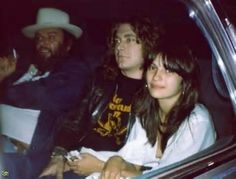 Robert Plant's Groupie Audrey Hamilton