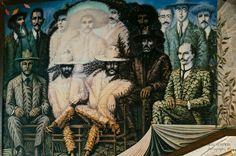Rostros (ilusiones ópticas) Francisco I. Madero