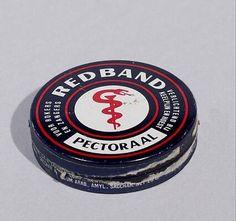 Redband - Pectoraal - voor rokers en zangers / verlichtend bij keelpijn en hoest