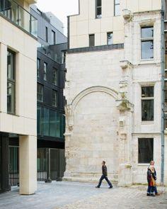 Jean-Paul Viguier Architecture. Project. Claude Monet space