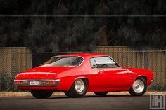 ◆ Visit MACHINE Shop Café... ◆ ~ Aussie Custom Cars & Bikes ~ (1971-74 HQ Holden GTS Monaro)