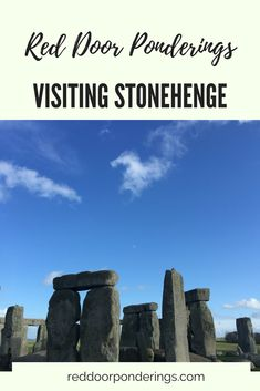 Visiting Stonehenge | Stonehenge Trip | Amesbury, Wiltshire | UK | Tips for visiting Stonehenge | How to get to Stonehenge | Where to stay when you visit Stonehenge