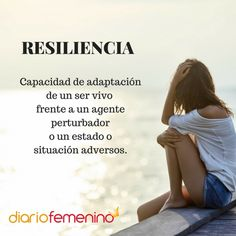 Frase sobre la resilencia #frasedeldía Powerful Women, I Got This, Favorite Quotes, Sad, Words, Life, Texts, Truths, Messages