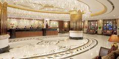 Windsor Plaza Hotel, Ho Chi Minh, Vietnam #HotelDesign #HotelLobby