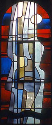Modern Church Window
