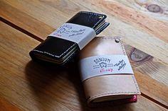 """New Heritage collection Notebooks cover from """"SONIUM LEATHER"""""""