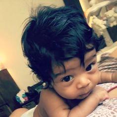 Cute Black Babies, Beautiful Black Babies, Beautiful Children, Cute Babies, Baby Kids, Brown Babies, Pretty Kids, Pretty Baby, Cute Kids