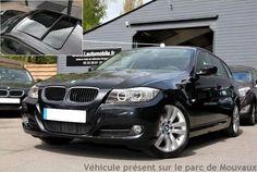 BMW SERIE 3 (E91) (2) TOURING 320DA 177 LUXE 2009