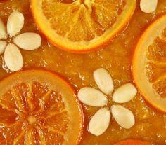 Mazurek pomarańczowo marcepanowy - Przepisy - Magda Gessler - Smaki Życia