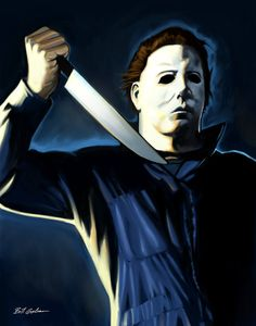 Hey, I found this really awesome Etsy listing at https://www.etsy.com/listing/166934416/halloweens-michael-myers