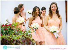 A brilliant wedding at Beaches in Turks in Caicos with Brilliant Studios