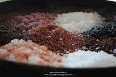 Warum isst du kein Salz? (Vegan, Rohkost, 80-10-10)