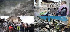 Aumenta a 73 número de muertos tras catastrófico terremoto en Italia