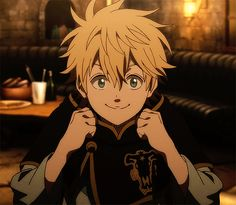 19 Best Luck Voltia Images In 2019 Black Clover Anime