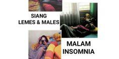 Ciri ciri orang malas bangun Ciri, Insomnia, Lol, Youtube, Instagram, Fun, Youtube Movies