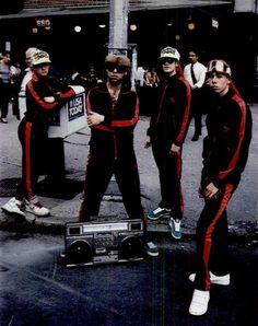 Beastie Boys x Rick Rubin, 1984