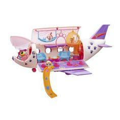 Littlest Pet Shop LPS Jet Playset... £12.71
