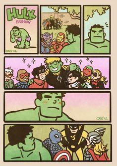 Hulk dream