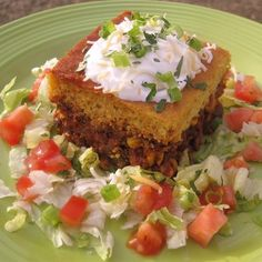 """Hot Tamale PieI """"A hit in our house. We do like it on the spicy side."""""""