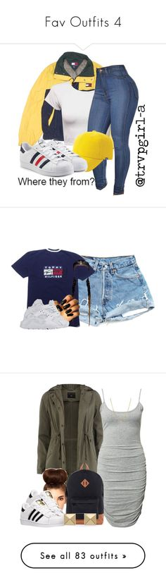 """""""Fav Outfits 4"""" by jawnnextdoor ❤ liked on Polyvore featuring NIKE, Keds, adidas Originals, Dorothy Perkins, Notion 1.3, ASOS, adidas, Herschel, Palm Beach Jewelry and David Yurman"""